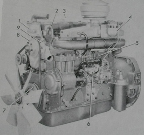 Leyland.370-400-401.Vertical diesel engine manual.